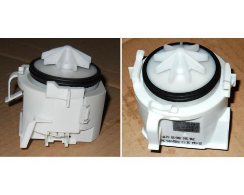 Насос слива для ПММ (ориг.), Bosch-00611332, зам. 10cp05, PM...