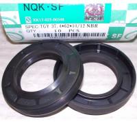 Сальник 37.4x62x10/12_TGY, Bosch - 00619808, зам.03at23, SLB013BO NQK042