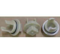 Втулка шнека для мясорубки Bosch (без отв.), зам. MM0331W z99.02-B1