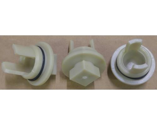 Втулка шнека для мясорубки Bosch (без отв.), зам. MM0331W...