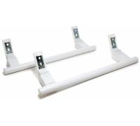 Ручки двери Либхер - 2шт, 310mm, (белая), зам.FR3871, LBH9086742, 28ma76 DHF000LB