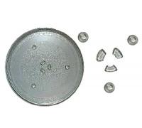 Тарелка СВЧ SAMS 345mm (с крепл.2руб.), DE74-20016A, зам. 95PM018 95pm14