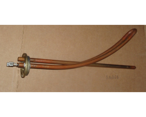 Тэн для водонагревателя1200 W 230 V зам.816762....