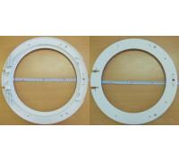 Обрамление люка СМА внутр.БЕЛОЕ, Bosch, зам.00354127, 00715042, DWM100BO A432073