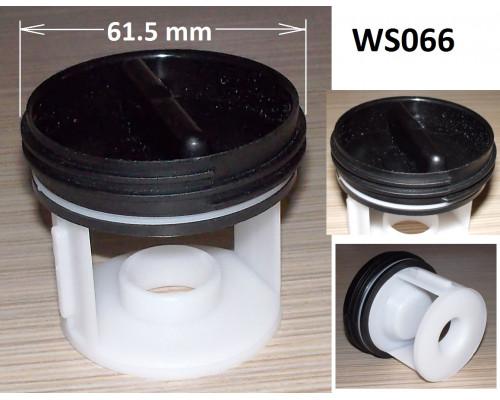 Заглушка-фильтр для ASKOLL (Bosch-00095269), (зам. WS065 -бе...