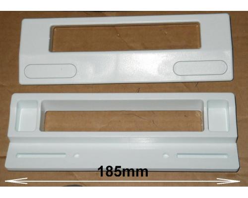 Ручка двери хол, унив.КРЕПЕЖ 188x65mm, MIN-95mm, MAX-170mm...