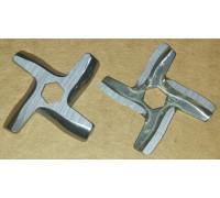 Нож для мясорубки (шестигранный) MOULINEX, KRUPS, RZM, зам.MS002, MS-0926063, 9999990050 N436
