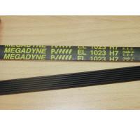 Ремень 1023 H7_EL, черн.<988mm> megadyne, ARDO-416004100, 416003000, BLH022UN WN708