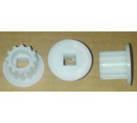 Втулка шнека для мясорубки Vitek/Gorenje, квадрат-10мм, толщина кольца-2мм, зам. VTV001 z40.04-VT