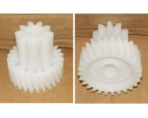 Шестерня Braun 4195 малая D49/31, зуб.27/10 косой/прямой, (2...