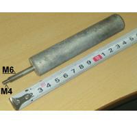 Анод магн. D21x110mm M4/M6x30mm WTH300xx