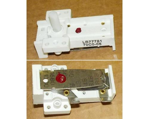 Термостат радиатора T90, KST-401, 16A/250v, зам.39CU049, CU4...