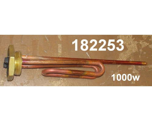 Тэн для водонагревателя 1000w-220v RCT TW3...