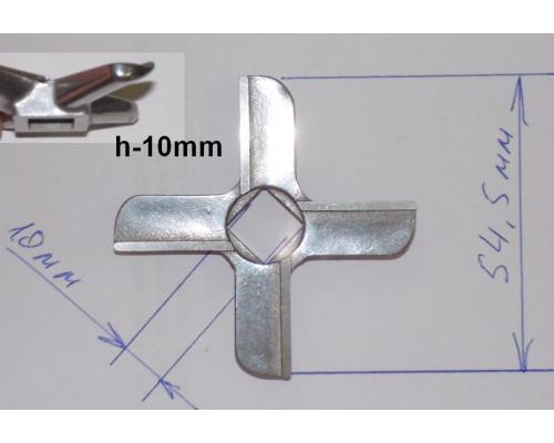 Нож для мясорубки Bork, Zelmer, Mouilinex HV8 (новый тип), з...