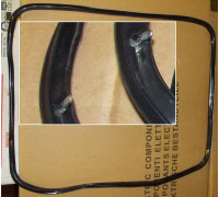 Уплотнитель двери духовки, MERL-081579 (300x400mm), зам. COK700ID WN358