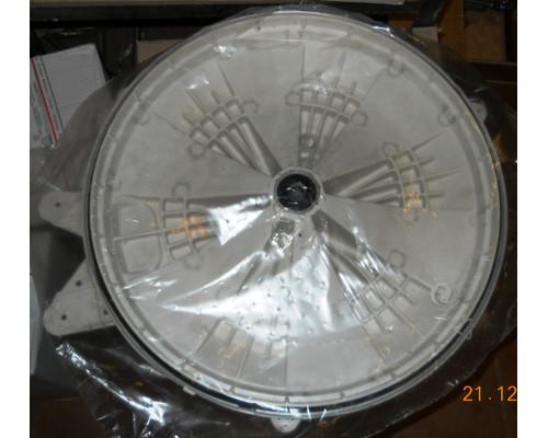 Крышка бака пластик.в сборе-без отв.для термост. (подш.+саль...