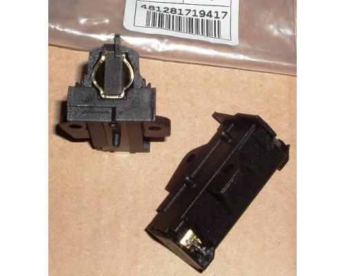 Щетки Эл.двиг.(5x12.5x32)-2шт-/ SOLE, (RI222518), замена4812...
