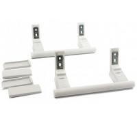 Ручки двери Либхер - 2шт, 153mm, (белая), зам. LBH9096036 DHF001LB