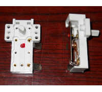Термостат для масл.радиатора 45°C, шток-14мм, (39CU049) EE006