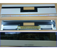 Панель лицевая сенсорная (алюминий) _распродажа 8996619282578