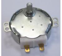 Мотор вращения тарелки СВЧ, 220V-4W 2,5/3prm, 16mm, FASTON 4.8mm, зам. 6549W1S018A, 20tm29 20tm55