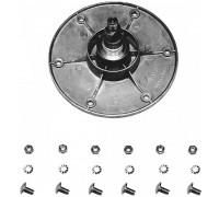 Фланец бараб. (сторона шкива)+крепеж, под203подш., зам. SPD024AD, 77AK000, AD5817, (для-037670) cod039