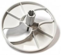 Насадка диск (держатель вставок), в чашу 2000ml для кух.комб BRAUN, зам. Br7051145, Br3200633 SAP916BR