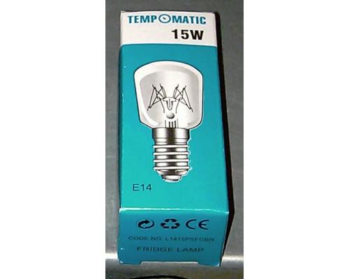 Лампочка 15w E14_синяя упаковка (для холодильника), зам.4819...