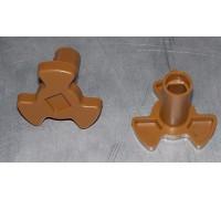 Куплер СВЧ унив. H=29mm, T=5,3mm, D=34mm (10коп.) KPU029