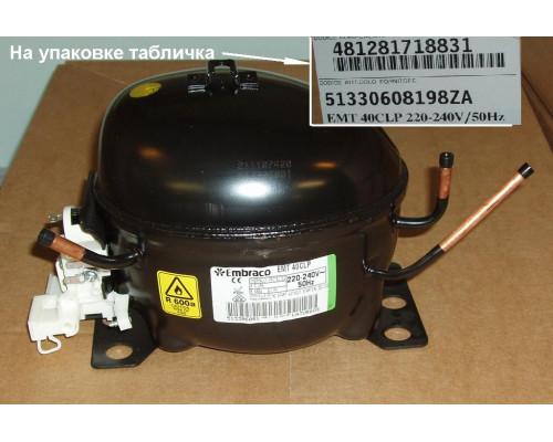 Компрессор (R600, 1/8HP) EMT40CLP C00313688 ...