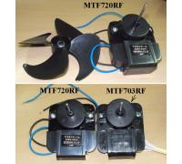 Мотор Вентилятор + крыльчатка TYPE F61-10 китай, зам. 481936170011, MTF703RF, L851102, 16vn23, FR2815 MTF720RF