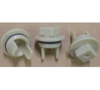 Втулка шнека для мясорубки Bosch (с отверстием по центру), зам. 418076so z99.02-B2