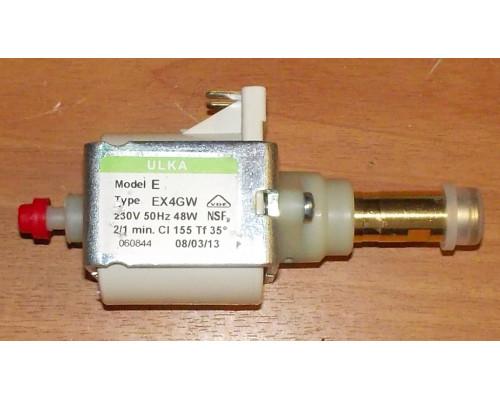 Насос ULKA EX4GW 48W (230V-50Hz), для кофемашин с капсулой...