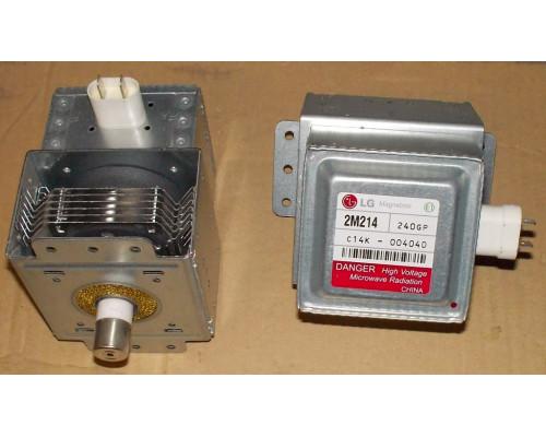 Магнетрон 950W, 2M214-240GP, 2.46GHZ, 4.5KV зам. 6324W1A009B...
