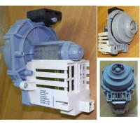 WASH MOTOR/PUMP 240V 60w+ SEAL (DW) (Насос циркуляции), зам.256523, 302800, 301047, 301919, MTR501ID 303737
