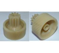 Шестерня D=42/20.5; H42/21, отв.-8mm, зуб-51/11шт.(косой-прямой), Moulinex z25.042-ML