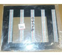 Стекло для духового шкафа (413x492mm), замена114531 143436
