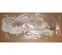 Электрический кабель с УЗО (клеммы питания–стержни, зануления–под винт) длина 1000mm зам. 65150802, 65150749, 65180129. 65150965