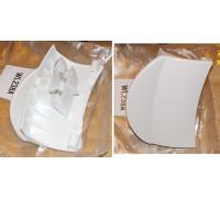 Ручка люка Bosch, Белая (в сборе с крючком 183608 + 483087) WL238A