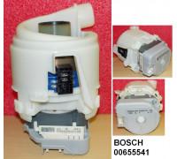 Насос рециркуляционный для ПММ с нагревателем (EDS набор GV550 - с уплотнителем) зам. A655541 A12024283