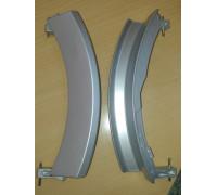 Ручка люка Bosch-00751783, серебро, зам. 00751783, 00751786, 00648581, DHL010BO WL237