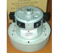 Мотор пылесоса 2000w H=119/51 D135/83mm замена VC07158XW VCM2000un 11me85 VC07158FQw