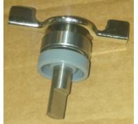 Шток ножа х/печи LG в сборе с подшипником 608ZZ и сальником 8x22x7, для ведер 1,5 и 2,0 литра, зам. 9999990072 STL001