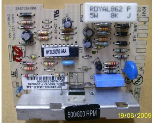 Модуль упр..скоростью (500/800 RPM), зам.2800730800, 68BE004...