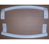 Ручка холодильника, белая зам. AED34420707, AED34420708 AED34420702