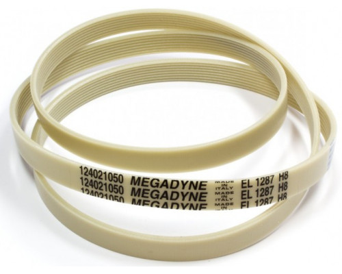 Ремень 1287 H8_EL, бел.<1226mm> megadyne, зам.13267210...