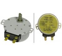 Мотор поддона для СВЧ (шток металл), SSM-23H, AC220-240v, 3w, 2.5/3rpm 6549W1S018A