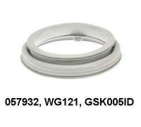 Манжета люка Merloni-057932, зам.WG121, (1.00.012.10), IT3007 GSK005ID