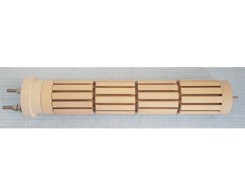 Тэн для водонагревателя керамический D48 1500W L=275 DRAZICE...