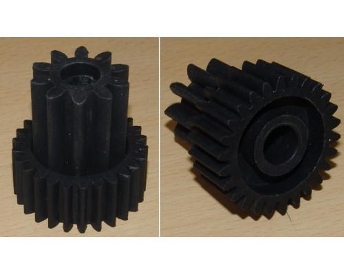 Шестерня Kenwood парная D=43.5/30; H45/18.5; отв.-12mm, зуб-...